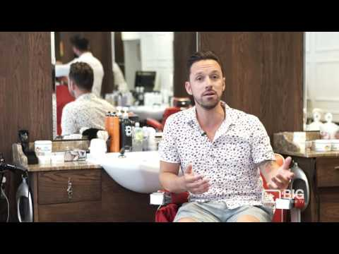 Re-Style Gentleman's Grooming A Barber Shop In London Offering Hair Cut And Massage