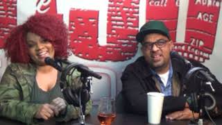 12-5-17 The Corey Holcomb 5150 Show - Scandals, Freez Luv Drops In and Special Guest: Nesh