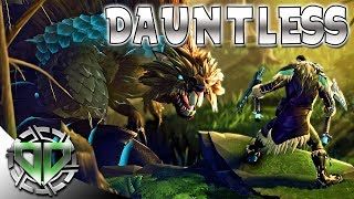 Dauntless Gameplay Beta : I'm a Model! You Know What I Mean? (PC Let's Play Multiplayer)