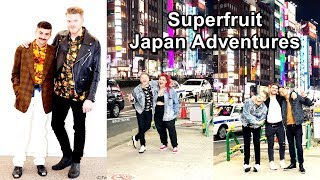 Superfruit - Japan Adventures (2018)
