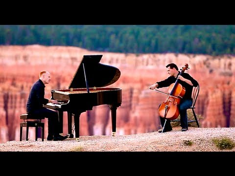 Titanium  Pavane PianoCello   David Guetta  Faure  The Piano Guys