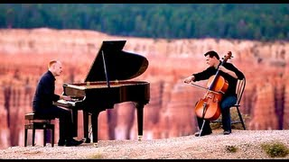 Repeat youtube video Titanium / Pavane (Piano/Cello Cover) - David Guetta / Faure - The Piano Guys