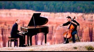 Download Titanium / Pavane (Piano/Cello Cover) - David Guetta / Faure - The Piano Guys Mp3 and Videos