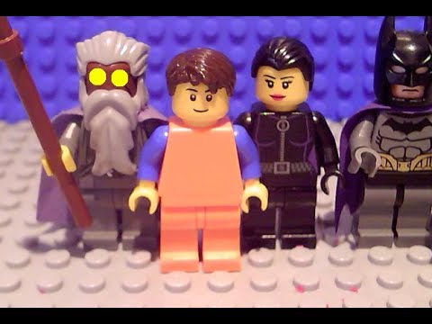 The Lego Movie Trailer #3 In Lego Stopmotion