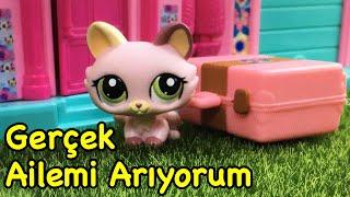 Meryem'in Maceraları 1.Bölüm  - Minişler Cupcake Tv - Littlest Pet Shop -LPS Minişler Türkçe