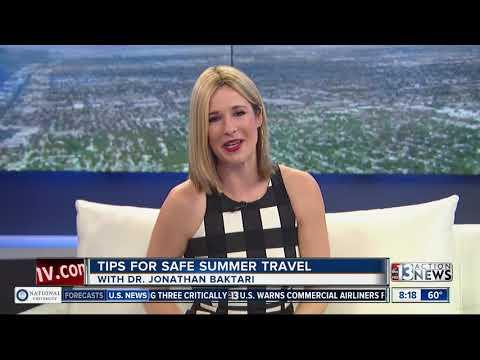 Safe Summer Travel