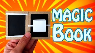 How to Make an Amazing Magic Trick (Magic Book)