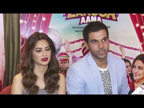 Shaadi Mein Zaroor Aana Star Cast Interview | Rajkummar Rao, Kriti Kharbanda
