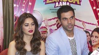 Shaadi Mein Zaroor Aana Star Cast Interview   Rajkummar Rao, Kriti Kharbanda