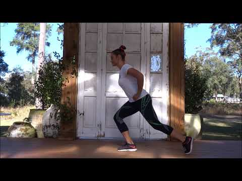 How to master the lunges