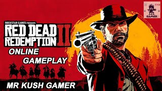 🔴 Red Dead Redemption 2 🔴 [PC ONLINE GAMEPLAY / MISSION ] || Robbery || Subscribe & Join