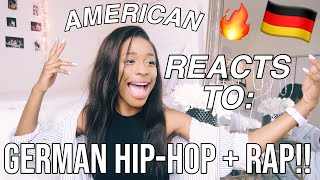 AMERICAN REACTS TO FOREIGN RAP/HIP HOP! (German EDITION!) 🔥 2018 Updated NEW Songs