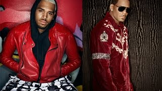 Chris Brown feat. R.Kelly - Drown In It (BPM Vocal)