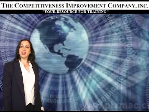 The Competitiveness  Improvement Company -Workforce Training Grants