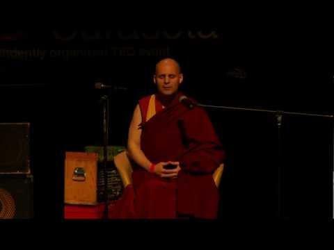 Kelsang Jampa: Guided Meditation at TEDxSarasota