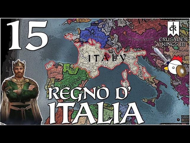PATTO RINNOVATO | Crusader Kings 3 ITA - Regno d'ITALIA #15