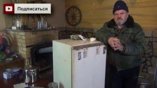 Холодное копчение в помещении, дымогенератор и холодильник(, 2016-02-10T14:19:51.000Z)