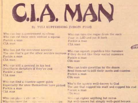 CIA man (redux)- Banana flats cocktail lounge band