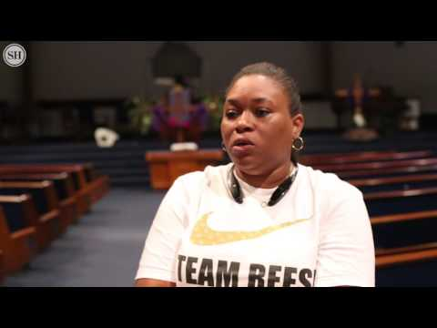 Family watches Gulfport's Brittney Reese compete in Rio Olympics