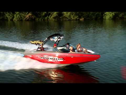 Woodard Marine Moomba Mobius Brand Video