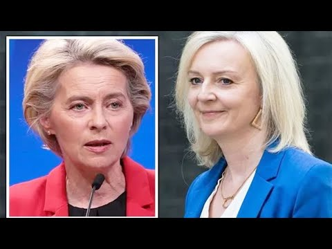Brexit lift-off! Truss eyes 'C0MPREHENSlVE' £100bn India trade deal and takes SWlPE at EU