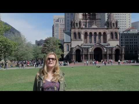 Boston History in a Minute: Trinity Church