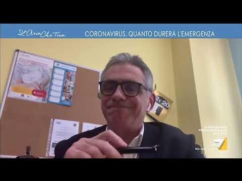 Quanto durerà l'emergenza Coronavirus? Il virologo Fabrizio Pregliasco: 'È ancora lontana la ...