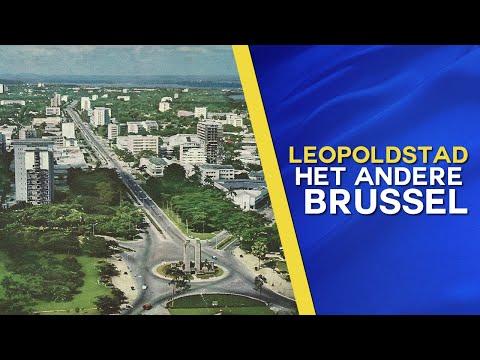 Leopoldstad Het Andere Brussel - Documentaire over Belgisch Congo