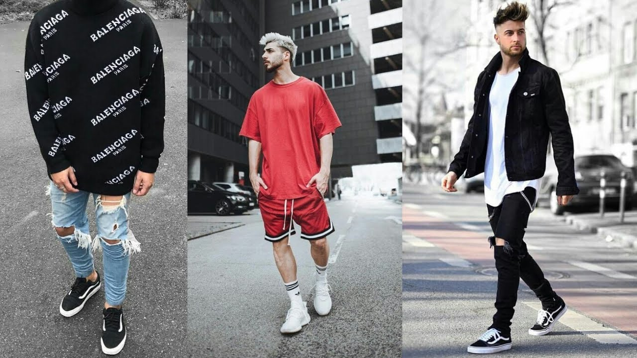 Latest Mejores Outfits Streetwear 2020 Outfits Hombre Moda Trap Style Fashion Hangover Youtube