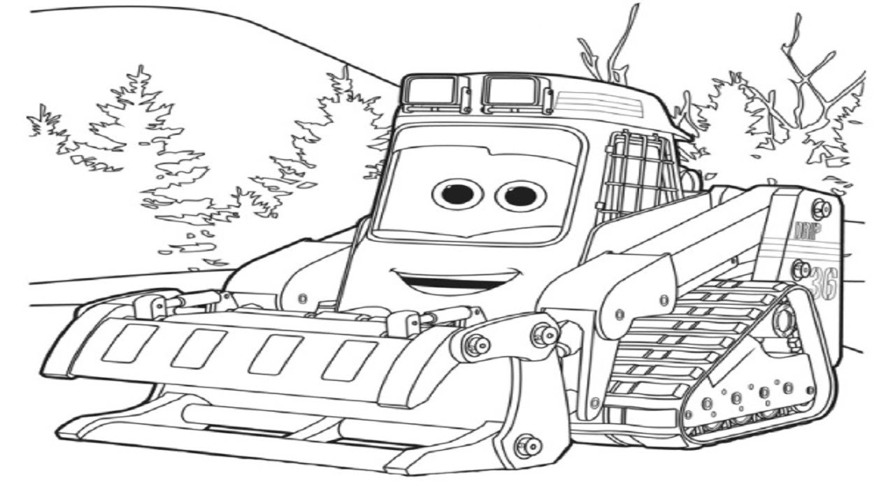 How To Draw Excavator Truck Coloring Pages Learn Colors For Kids Fun Book Videos