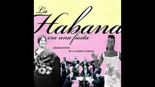 Antonio Molina y Orquesta Montilla - Cuba No Debe Favores