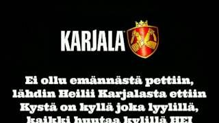 Portion Boys - Karjala Takas (Lyrics)