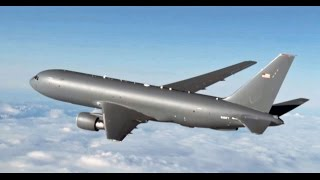 Boeing KC-46 Tanker Test Aircraft Completes First Flight