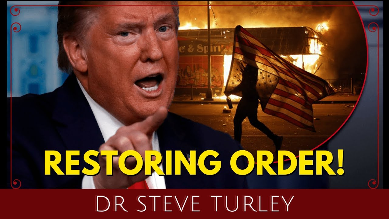 Trump Deploys Military to RESTORE ORDER as Media Suffers HYSTERICAL MELTDOWN!!!
