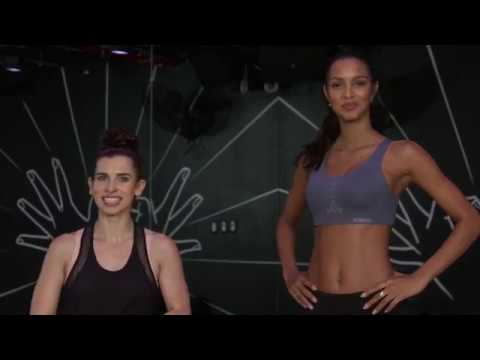 Train Like An Angel: 3 Dance Moves With 305 Fitness