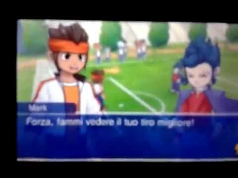 Inazuma eleven go ita 3ds mark vs victor youtube - Inazuma eleven go victor ...