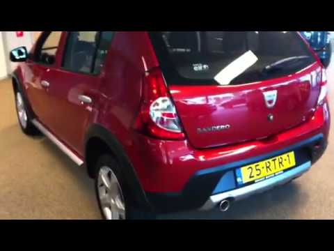 dacia sandero stepway 2011 youtube. Black Bedroom Furniture Sets. Home Design Ideas