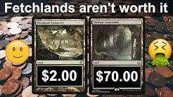 ANY Modern deck can be played on a BUDGET. Modern IS NOT as expensive as you think.