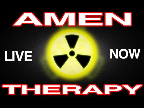 Amen Therapy Live ( Sat 18th April ) Lockdown Show and Tell Session
