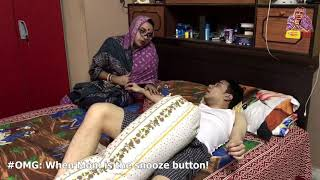 OMG - O Maa Go - S02E31 - When Mom is the snooze button | Mirchi Somak | Mirchi Agni | Mirchi Bangla