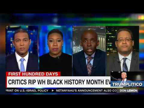 CNN Panel Goes Ballistic Discussing Trump and Black America Race Equality