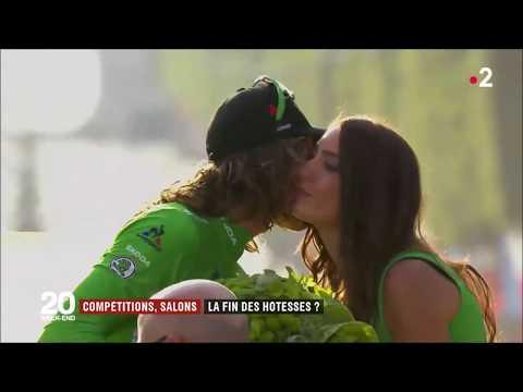 """Tour de France hostess are sexist"" SJW - Post modern ideology propaganda [extreme feminism]"