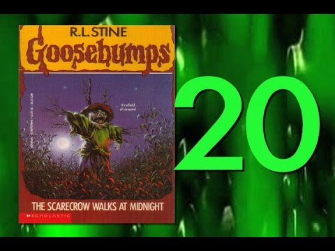 the scarecrow walks at midnight Find best value and selection for your goosebumps the scarecrow walks at midnight search on ebay world's leading marketplace.