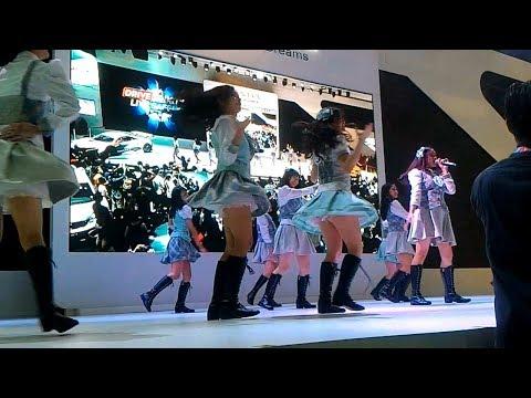JKT48 Team KIII - Ponytail to Chou-Chou Live Honda IIMS 2018
