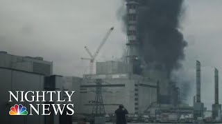 Hit HBO Show Driving Tourism Boom At Chernobyl Site | NBC Nightly News