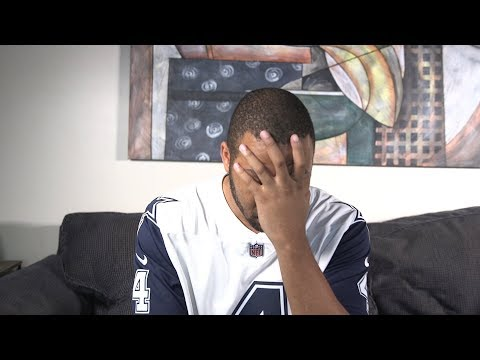 Cowboys Fans During the Redskins Game