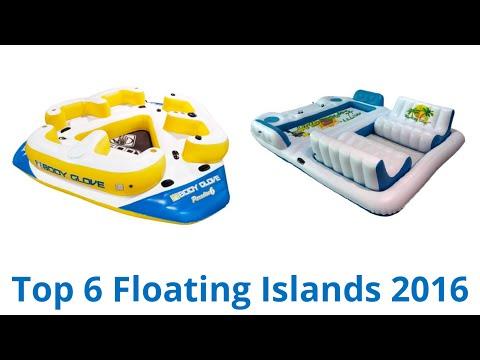 6 Best Floating Islands 2016