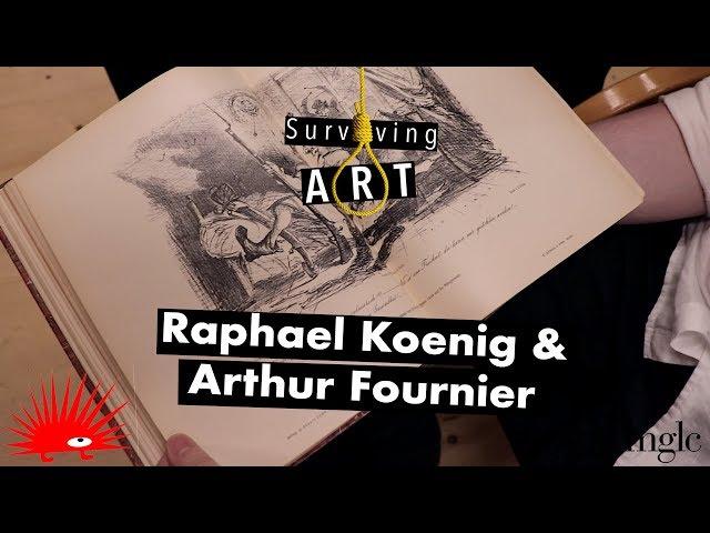 Arthur Fournier & Raphael Koenig - One Fuchs about Eduard Fuchs