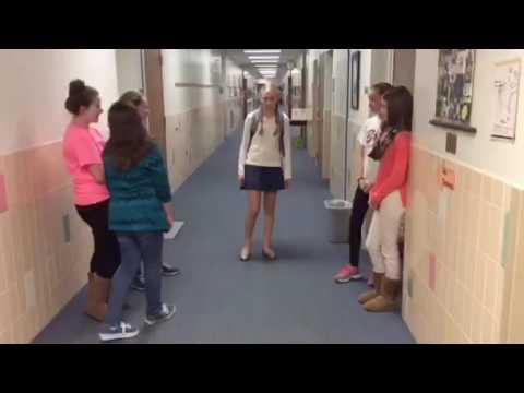 "Girl Scout Troop 30188 - ""Be Buddies, Not Bullies"""