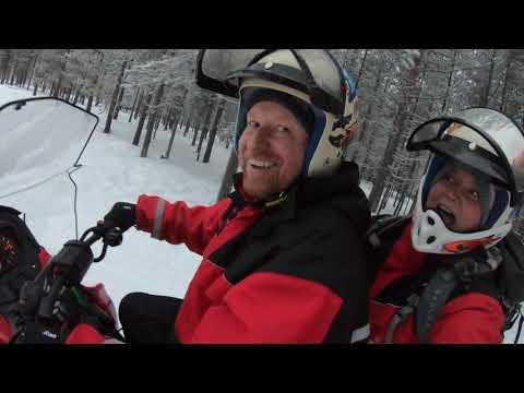 Luosto Lapland 2019
